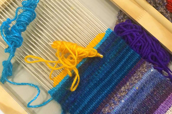 Community Day: Fiber Arts Open Session w/ Jacqui Mehring