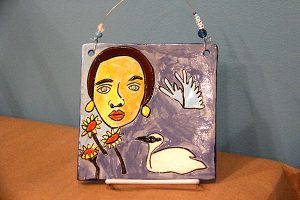 Portraits in Clay w/ Leanne Pizio (3 of 3) @ Hirsch Center at Revolution Mill