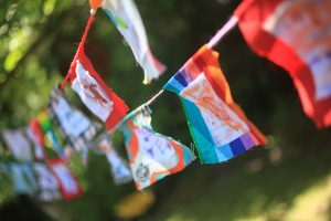 Flags of Hope & Healing w/ Mary Beth Boone @ Hirsch Center at Revolution Mill | Greensboro | North Carolina | United States